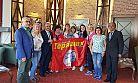 Ukraynalı turizmciler Kayseri'ye hayran