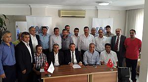 UND Mersin'den Türki̇ye'nin İran'in tavrına destek geldi