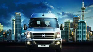 Volkswagen Crafter Turizm yenilendi