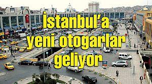 Yeni İstanbul Otogarları Büyükşehir Belediye Meclisi'nde