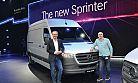 Yeni Sprinter Almanya'da tanıtıldı