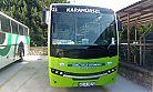 Yönetmeliğe uymayan otobüs sürücülerine ceza kesildi