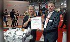 ZF, CeTrax Merkezi Elektrik Motoru ile İnovasyon Ödülü Kazandı