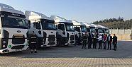 15 Ford Trucks 1842T çekici aldı
