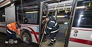 1600 otobüs, 182 metro ve 38 tramvay her
