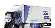 16 tonluk ilk D Z.E. kamyonu DelanchyGroup