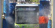 336 otobüste bayram temizliği