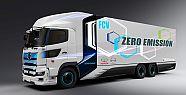 600 km menzilli hidrojen yakıtlı ticari