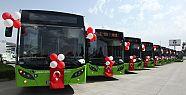 Adana kentiçi ulaşımı Temsa ile güçleniyor
