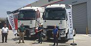 Aktur, İlk Renault Trucks Araçlarını