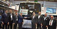 Altur ve Anadolu Isuzu'dan 200 otobüslük