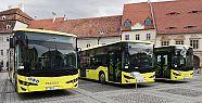 Anadolu Isuzu Romanya'ya 38 Otobüs tesslim
