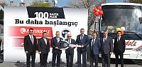 Anadolu Ulaşım filosuna 50 Safir Plus...