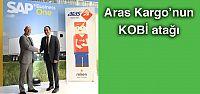 Aras Kargo ve SAP Türkiye güçlerini birleştirdi