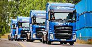 Arkas Lojistik 55 Ford Trucks çekici aldı