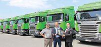 As Star Tarım Scania'yı tercih etti