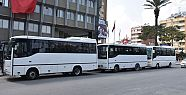 Aydın'da servis araçlarına GPS sistemi