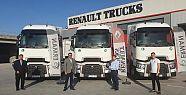 Bakiler Lojistik filosuna Renault Trucks