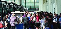 Bayramda 10 milyon yolcu hareketliliği...