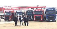 Biricik Grup, Yeni Ford Trucks F-MAX kamyonlarını