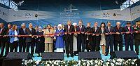 Boğaz'ın 3. Köprüsü açıldı