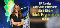 BP Türkiye Akaryakıt Pazarlama Müdürlüğüne...