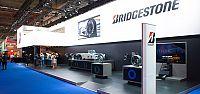 Bridgestone'un yeni lastiği, Frankfurt...