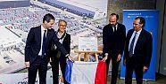 CEVA Lojistik Marsilya Merkezini Fransa...