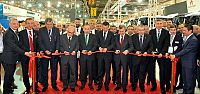 COMVEX İstanbul ve Logist Eurasia 2016 Fuarları kapılarını açtı