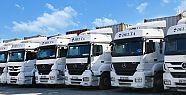 Delta Nakliyat'tan 20 Mercedes yatırımı