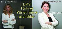 DKV Türkiye Yönetimine atandılar