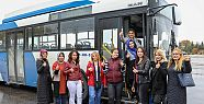 EGO 10 kadın şoför alımı için sınav