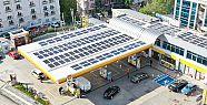 Enerjisini güneşten alan ilk istasyon