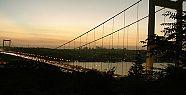 Fatih Sultan Mehmet Köprüsü'nde çalışmalar
