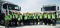 Ford Trucks 140 inşaat kamyonu teslimatı...