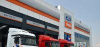 Ford Trucks en büyük bayisini İstanbul'da...