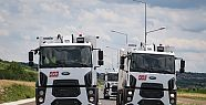 Ford Trucks'tan Romanya'ya 35 kamyon teslimatı