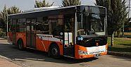 Gaziantep Ulaşım otobüslerini tam otomatik