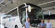 Genol Turizm Lion's Coach ve MAN TGE minibüs