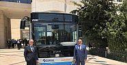Gürsel Turizm'den Amman'da toplu taşıma