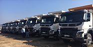 Güvensoy İnşaat Volvo Trucks'ı tercih