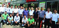 Halk Otobüsçüleri ve Yetkili Servisler...