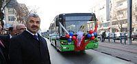 Halk otobüsçülerinin ödemelerinde örnek