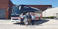 Has Otomotiv'den özel Tourismo RHD teslimatı