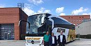Hassoy Otomotiv'den Astor Turizm'e Travego