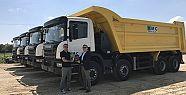 Hmc yapı, yeni projelerinde Scania'yı