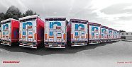 Hollandalı Lojistik Firmasına Tırsan