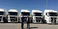 İstanbul Lojistik 10 araçlık yeni yatırımında