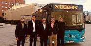 İstanbul Özel Halk Otobüsçüsünün