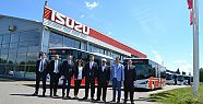 Isuzu Citiport ve Citibus Avrupa turunda